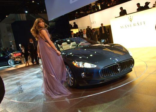 Nuova Maserati Granturismo Spyder - Foto 6 di 24