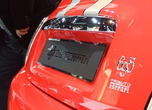 Fiat 500 Abarth 695 Tributo Ferrari - Foto 5 di 29