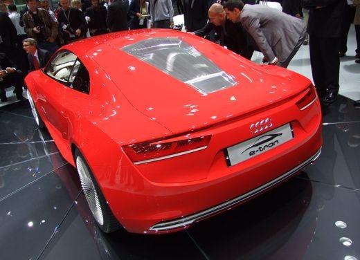 Salone Auto Francoforte 2009 – Novità - Foto 22 di 342