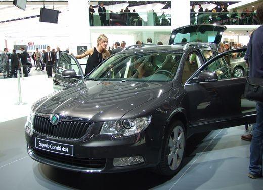 Salone Auto Francoforte 2009 – Novità - Foto 34 di 342