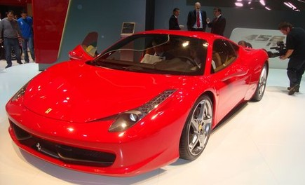 Salone Auto Francoforte 2009 – Luxury Cars