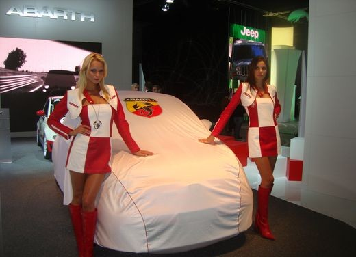 Salone Auto Francoforte 2009 – Girls - Foto 88 di 137