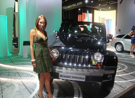 Salone Auto Francoforte 2009 – Girls - Foto 90 di 137