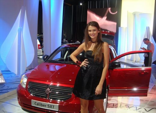 Salone Auto Francoforte 2009 – Girls - Foto 92 di 137