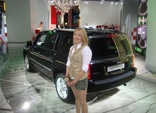 Salone Auto Francoforte 2009 – Girls - Foto 99 di 137