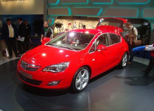 Nuova Opel Astra - Foto 3 di 109