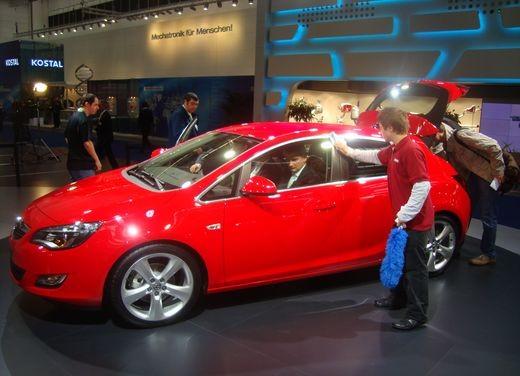 Nuova Opel Astra - Foto 4 di 109