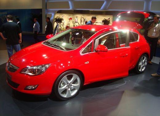Nuova Opel Astra - Foto 5 di 109