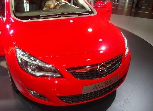 Nuova Opel Astra - Foto 6 di 109