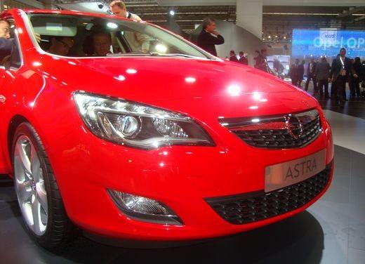 Nuova Opel Astra - Foto 7 di 109