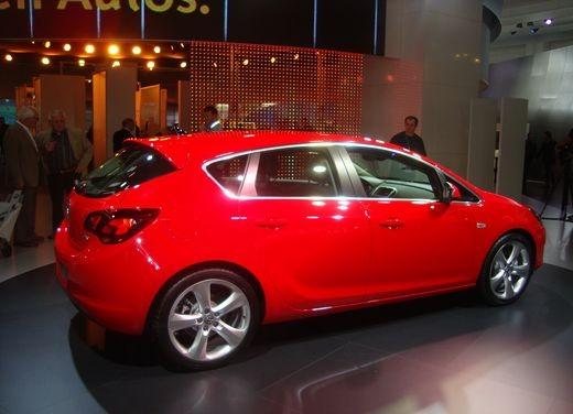 Nuova Opel Astra - Foto 16 di 109