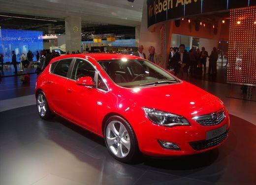 Nuova Opel Astra - Foto 17 di 109