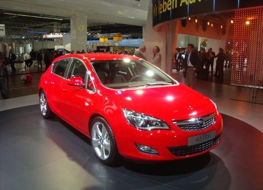 Nuova Opel Astra - Foto 18 di 109