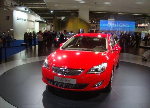 Nuova Opel Astra - Foto 20 di 109