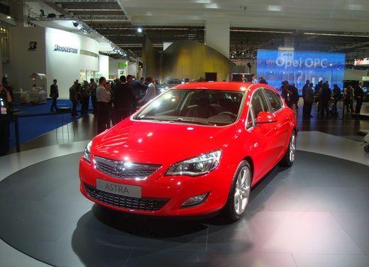 Nuova Opel Astra - Foto 21 di 109