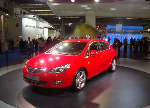 Nuova Opel Astra - Foto 22 di 109