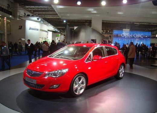 Nuova Opel Astra - Foto 23 di 109