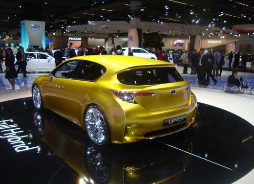 Lexus al Salone di Francoforte 2009 - Foto 1 di 20