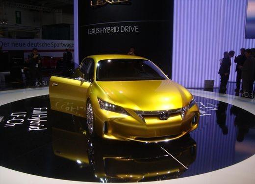 Lexus al Salone di Francoforte 2009 - Foto 9 di 20