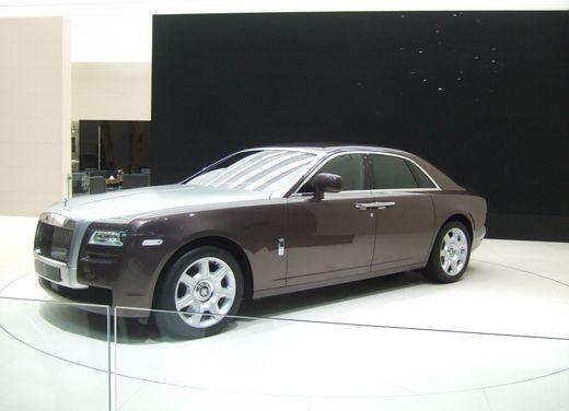 Rolls Royce Ghost - Foto 2 di 27
