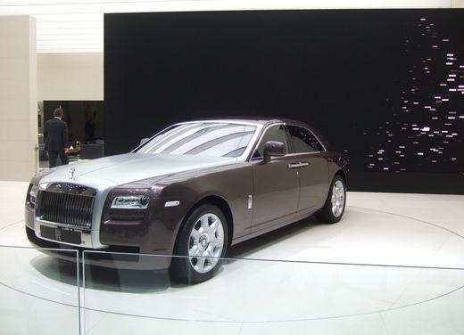 Rolls Royce Ghost - Foto 3 di 27
