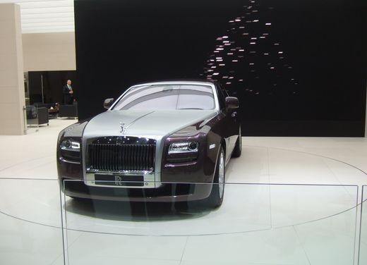 Rolls Royce Ghost - Foto 4 di 27