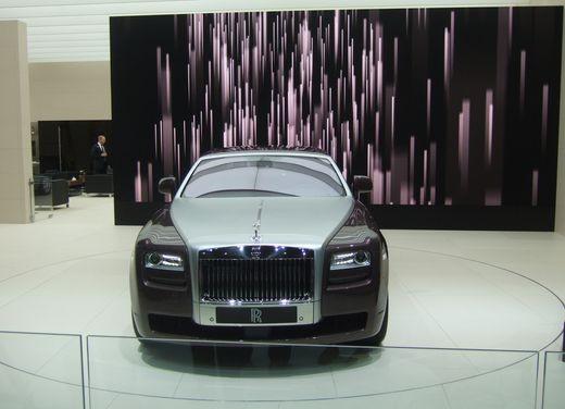 Rolls Royce Ghost - Foto 5 di 27