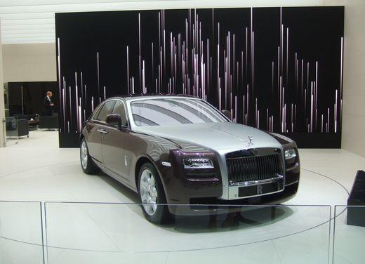 Rolls Royce Ghost - Foto 6 di 27