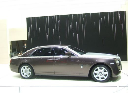 Rolls Royce Ghost - Foto 7 di 27