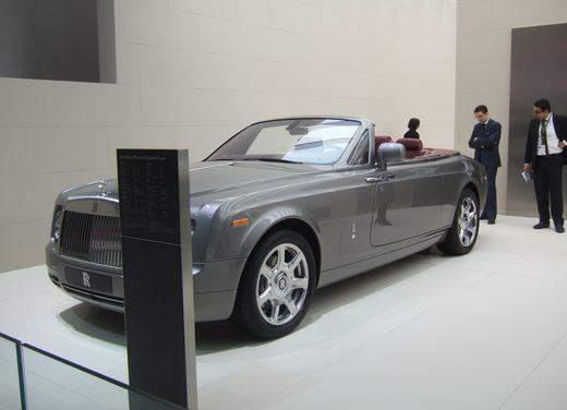Rolls Royce Ghost - Foto 10 di 27