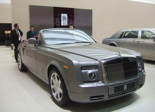 Rolls Royce Ghost - Foto 11 di 27