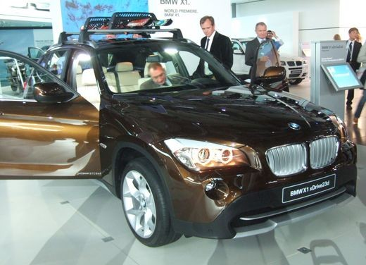 Salone Auto Francoforte 2009 – Novità - Foto 272 di 342