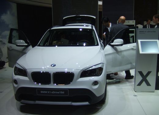 Salone Auto Francoforte 2009 – Novità - Foto 286 di 342