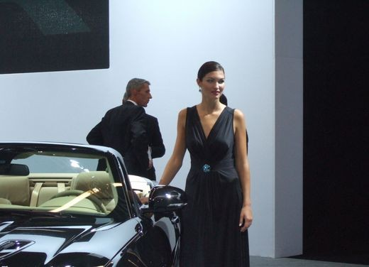 Salone Auto Francoforte 2009 – Girls - Foto 44 di 137