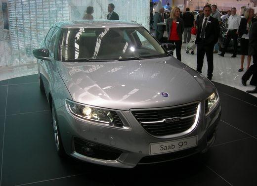 Nuova Saab 9-5 - Foto 6 di 38