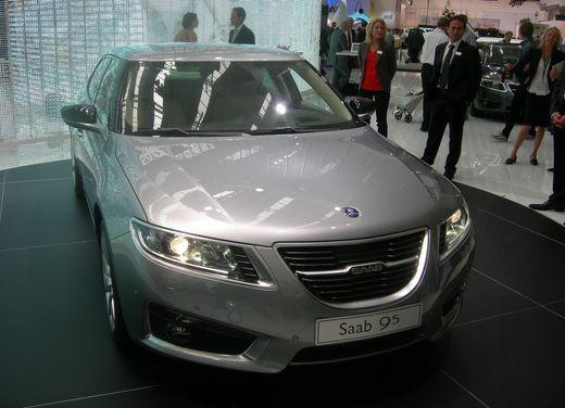 Nuova Saab 9-5 - Foto 7 di 38