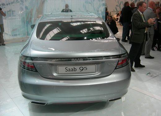 Nuova Saab 9-5 - Foto 10 di 38
