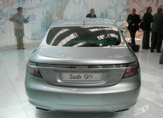 Nuova Saab 9-5 - Foto 11 di 38