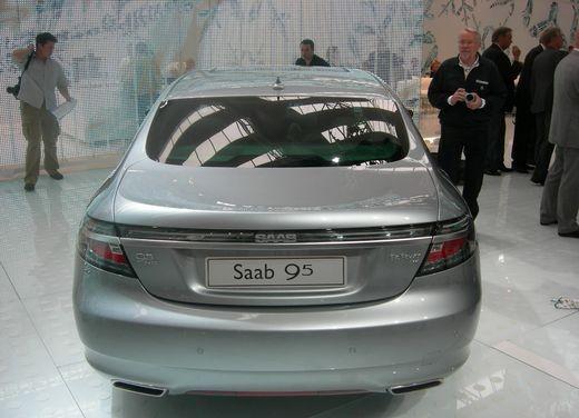 Nuova Saab 9-5 - Foto 12 di 38