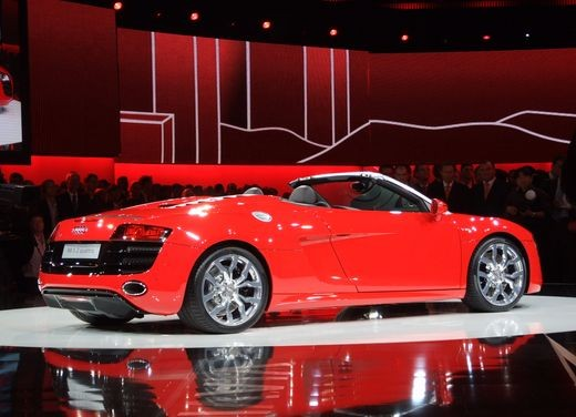 Salone Auto Francoforte 2009 – Novità - Foto 323 di 342