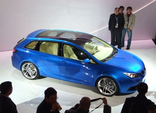 Salone Auto Francoforte 2009 – Novità - Foto 3 di 342