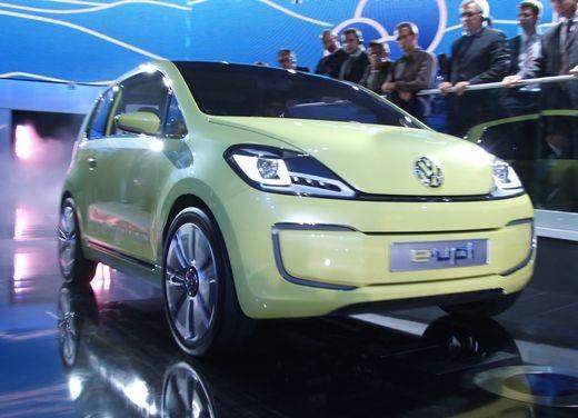 Volkswagen E-Up! concept - Foto 1 di 10