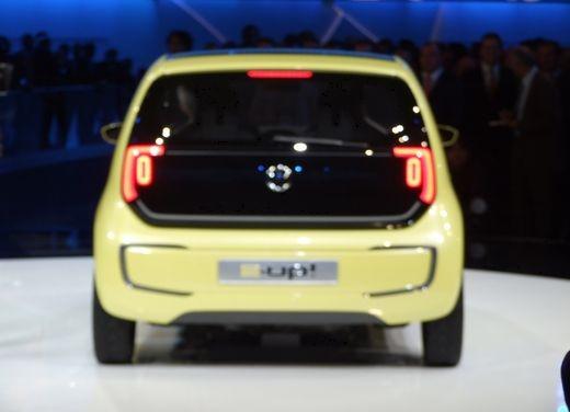 Volkswagen E-Up! concept - Foto 2 di 10