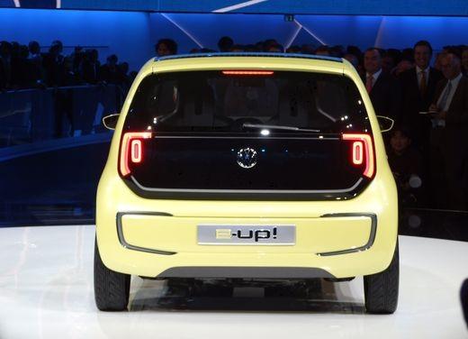 Volkswagen E-Up! concept - Foto 3 di 10