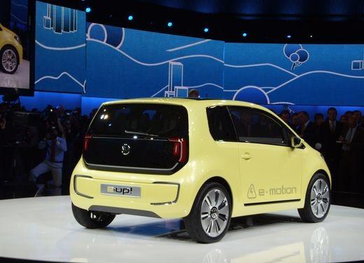 Volkswagen E-Up! concept - Foto 5 di 10