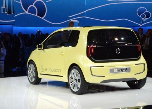 Volkswagen E-Up! concept - Foto 6 di 10