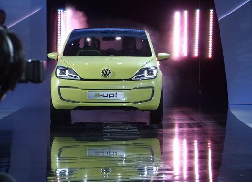 Volkswagen E-Up! concept - Foto 10 di 10