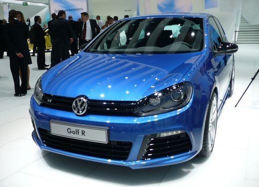 Volkswagen Golf R - Foto 3 di 24