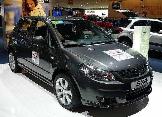 Nuova Suzuki Sx4