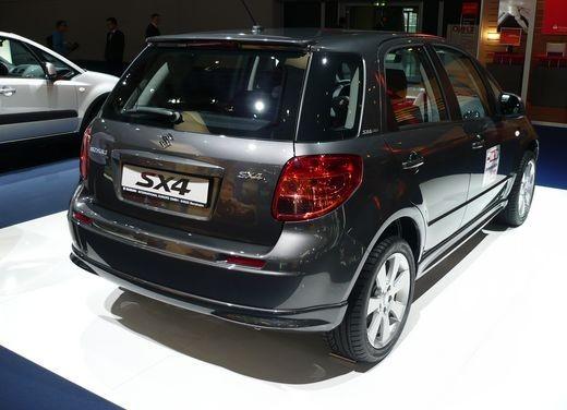 Suzuki SX4 nella nuova versione 2.0 DDiS 2WD GL - Foto 3 di 13